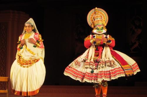 katakali dance drama